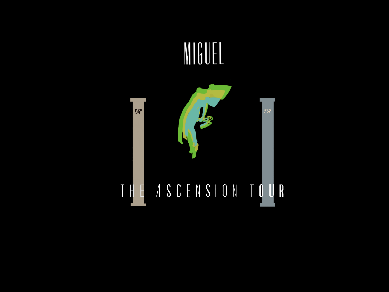 Shep Miguel Ascension Tour Design